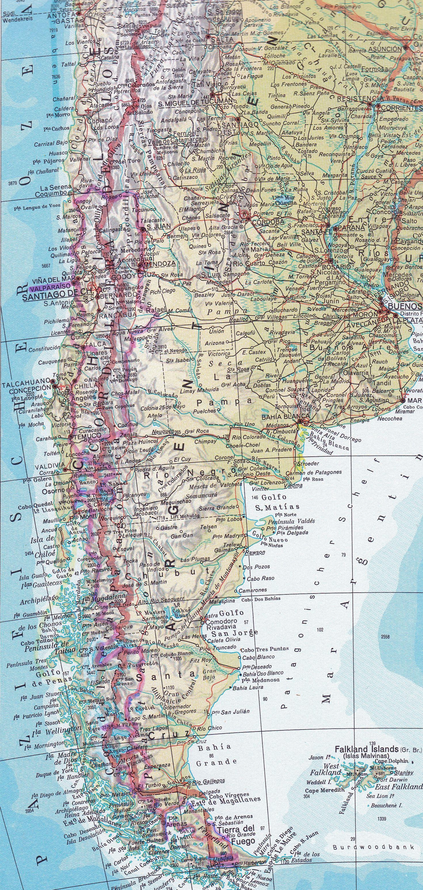 patagonien-feuerland